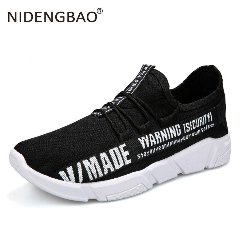 Pria Air Coushion Menjalankan Sepatu Bernapas Olahraga Sepatu Nyaman ... 2e01b370a7
