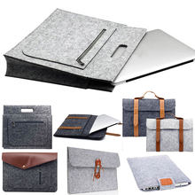 10 inch Universal Wool Felt Tablet Case Sleeve Bag Pouch For 9.7'' 10'' Tablet PC for iPad 2 3 4 Air Pro 9.7 For Samsung Lenovo(China)