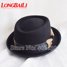 d3a9fe5abd2 Buy porkpie fedora hat and get free shipping on AliExpress.com