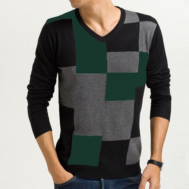 Зимний мужской пуловер больших размеров. Цвет и  размер на выбор.