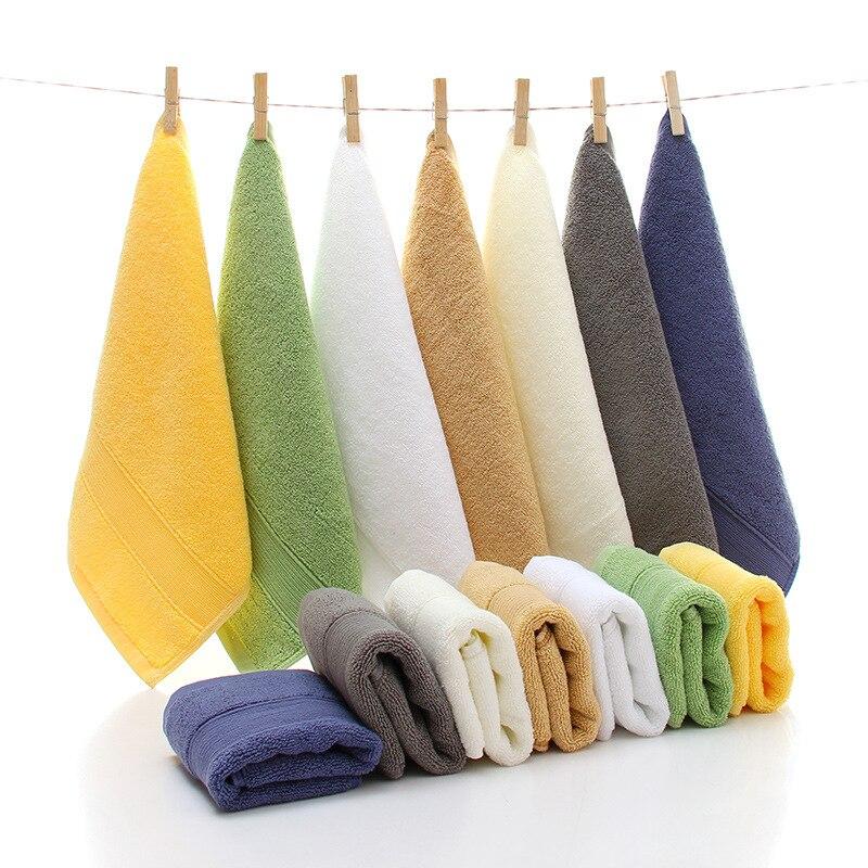 2 kos / set 35 * 35cm super vpojne brisače bombaž spomladi / jeseni - Domači tekstil
