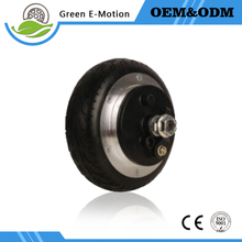 high speed small electric wheel motor dc 36v 250w 6 inch brushless hub motor for 2 wheel electric standing scooter