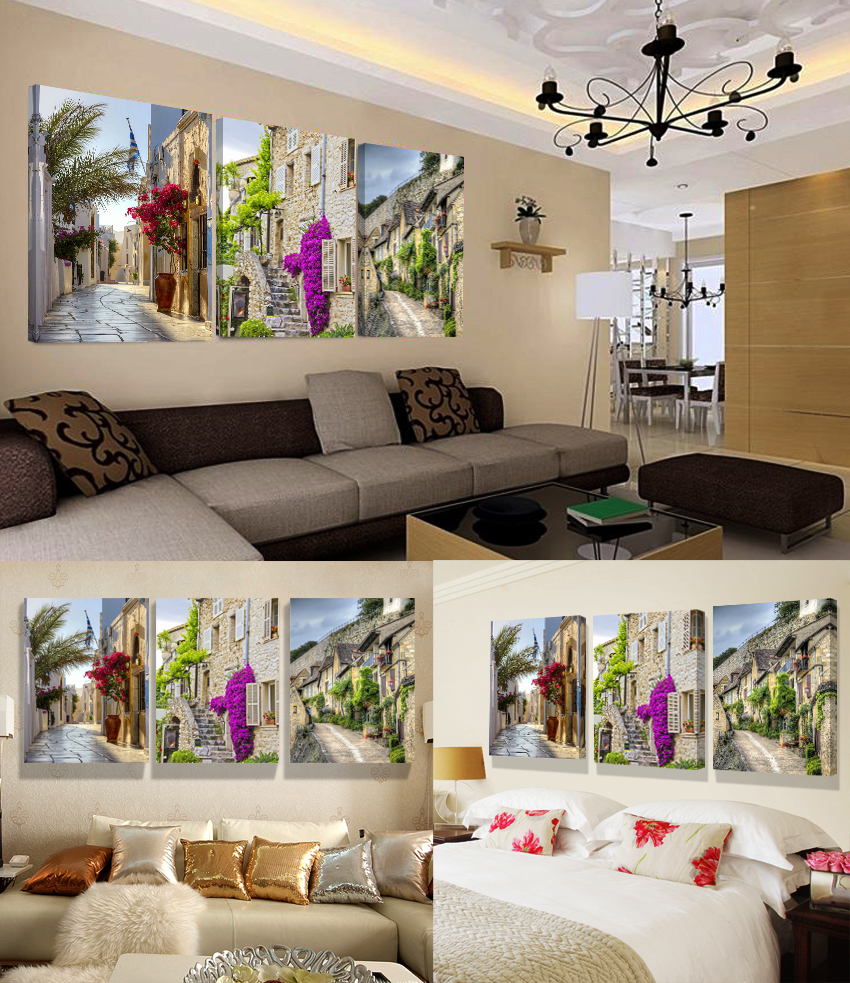 Aliexpress com buy 3 panel frames wall picture art print abstract paintings oil bilder modern large canvas prints for room decoration no frame from
