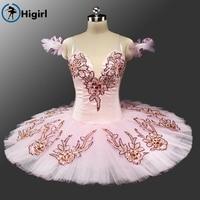 Pink Ballet Tutu Dress Girls BT9137 Leotard Dancewear Ballet Clothes Children Ballerina Costume Discount Ballet Tutus