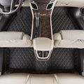 Car Mats pé capa Mazda CX-7 XC-5 M2 M3 M5 M6 Mazda 3 Mazda 6 Atenza Axela tapetes do assoalho 3D coberto totalmente tapetes do assoalho do carro