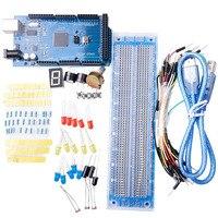 WeiKedz Mega 2560 Basic Project Starter Kit For Arduino UNO R3 Mega328 Nano