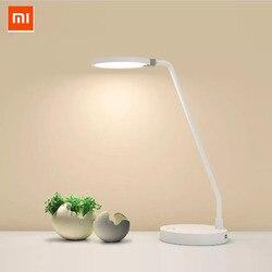 Originale Xiaomi Smart COOWOO HA CONDOTTO LA Lampada di Potere 4000 mAh 2USB di Controllo Intelligente di Protezione Degli Occhi luce Regolabile Lampada Da Tavolo Scrivania