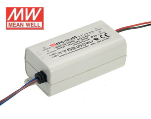 16w MEANWELL power supply led driver APC-16 output 350ma 700ma quality assurance for two years original meanwell led driver apc 16 700 16 8w 9 24v 700ma led power supply constant current mean well apc 16 ip42