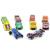 10 Pcs De Metal Modelo de Carro 1: 64 Clássico Antique Collectible Original Aleatória Mini Carros de Corrida Liga Carros de Brinquedo Para meninos Coleção Passatempo
