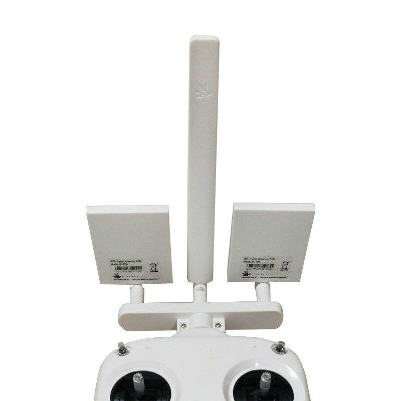 Sunnylife Phantom 3 Стандартный пульт дистанционного управления Установка антенны Wi-Fi усилитель сигнала расстояние удлинитель для DJI Phantom s 3SE
