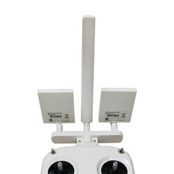 Sunnylife Phantom 3 Standard Remote Controller Refitting Antenna WiFi Signal Booster Distance Extender For DJI Phantom 3 S 3SE