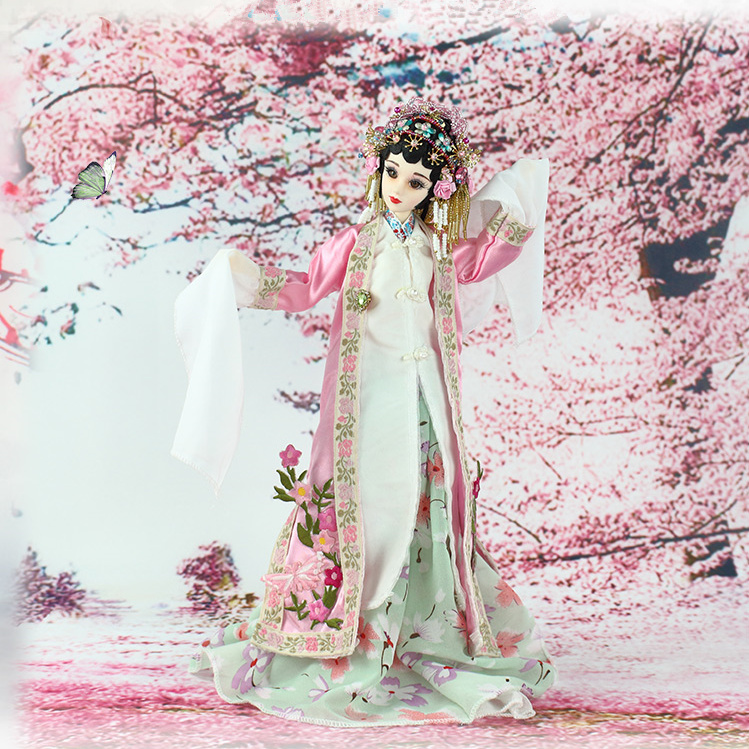 ICY BJD Factory Blyth Series East Charm Miss Du Shi Niang including clothes Original doll Limited