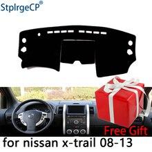 Per Nissan X-Trail Xtrail X Trail T31 2008-2013 cruscotto tappetino pad di Protezione Ombra Cuscino Pad interno accessori auto adesivo