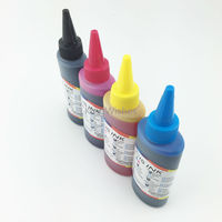 High Quality 100ML Bottle T1811 T1814 Dye Ink For Epson XP30 XP102 XP202 XP302 XP402 XP212