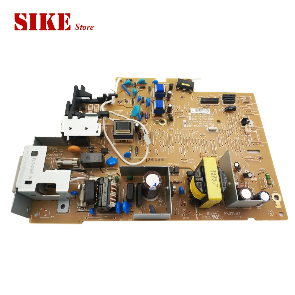 LaserJet Engine Control Power Board For Canon MF3010 MF 3010 FM0 1059 FM0 1057 Voltage Power Supply Board