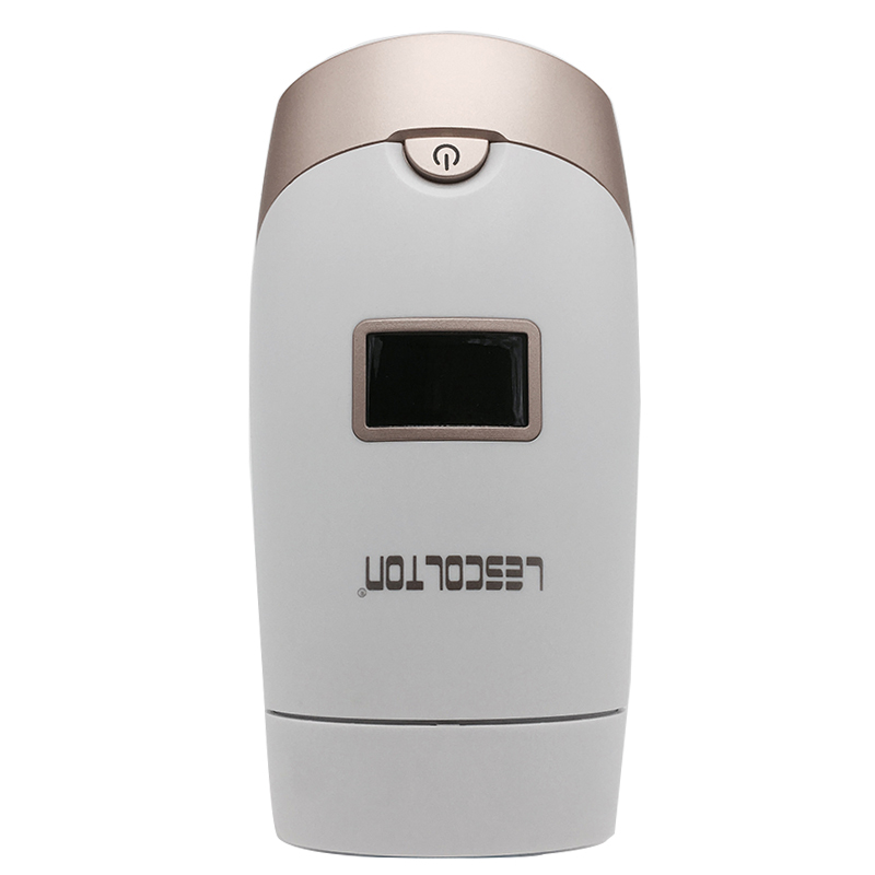 Depilación permanente LCD IPL depilación láser Dispositivo de depilación utensilio para eliminar el vello facial para mujer hombre axila Bikini barba piernas - 5