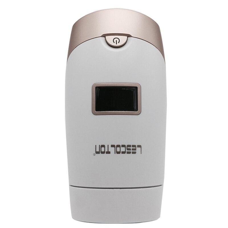Permanente Ontharing LCD IPL Ontharing Laser Epilator Apparaat Facial Hair Remover Voor Vrouwen Man Oksel Bikini Baard Benen - 5