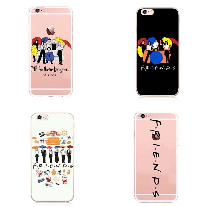 US $1 55 48% OFF|Friends TV Show Logo Funny Central Perk Park Soft Phone  Case Cover Coque Fundas ForXiaomi 4C 5Hongmi Note 3Hongmi 4 Cases Capa-in