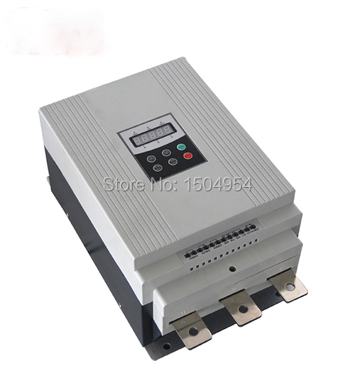 380v 3 phase 200kw motor soft starter/start drive for electric motor 380V 3 phase input & output