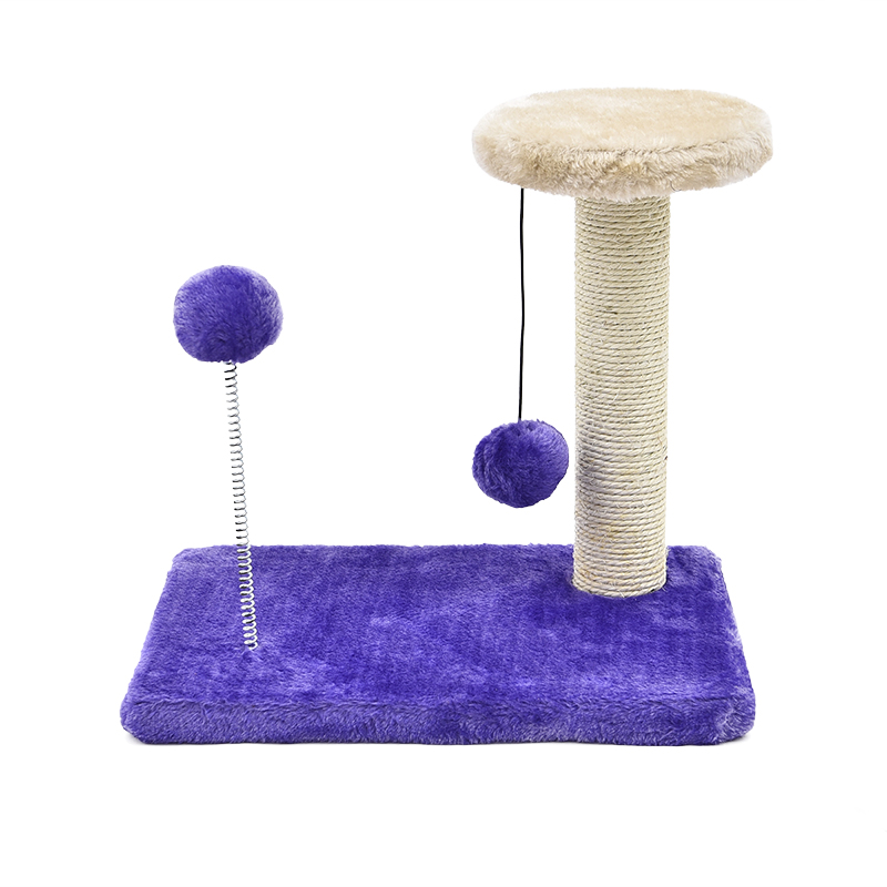 Envío gratis Pet Climbing Tree Dog Cat Scratching Post disponible en - Productos animales - foto 5
