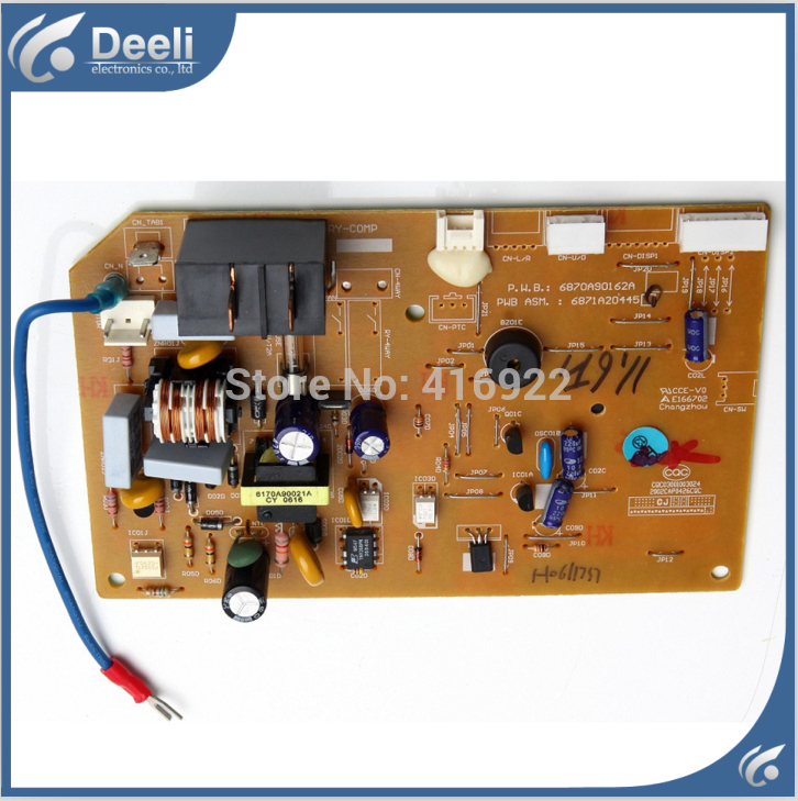 95% new good working for air conditioning Computer board 6870A90162A 6871A20445 LS-J2611HT control board on sale