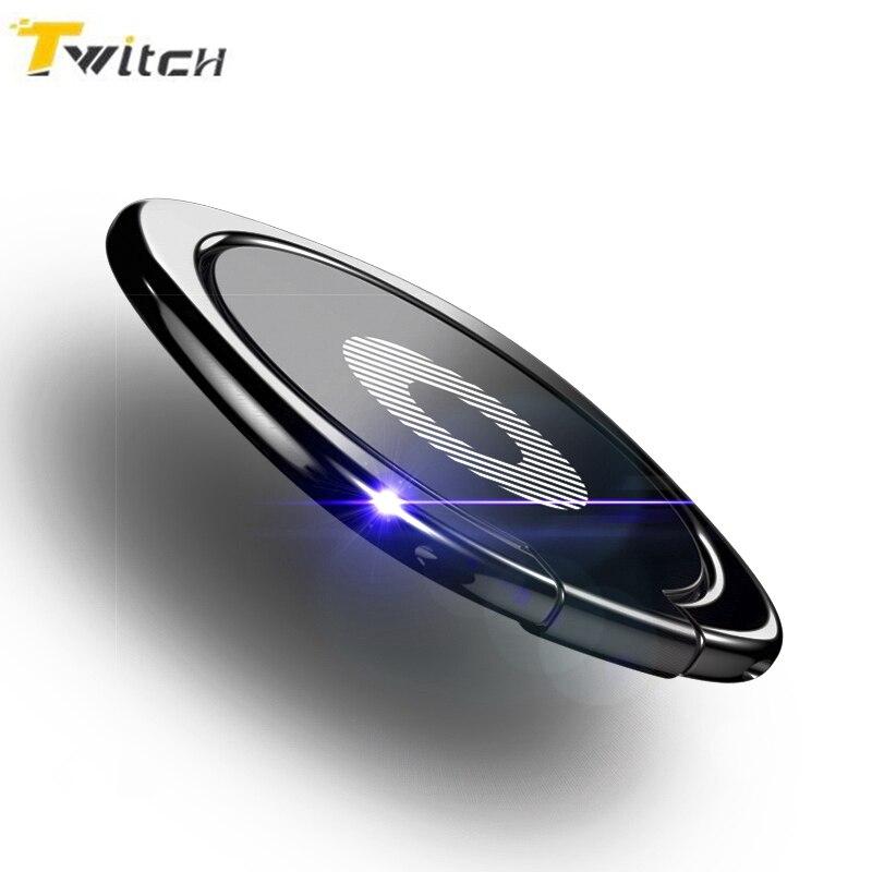 Luxury 360Degree Metal Finger Ring Holder Smartphone ...
