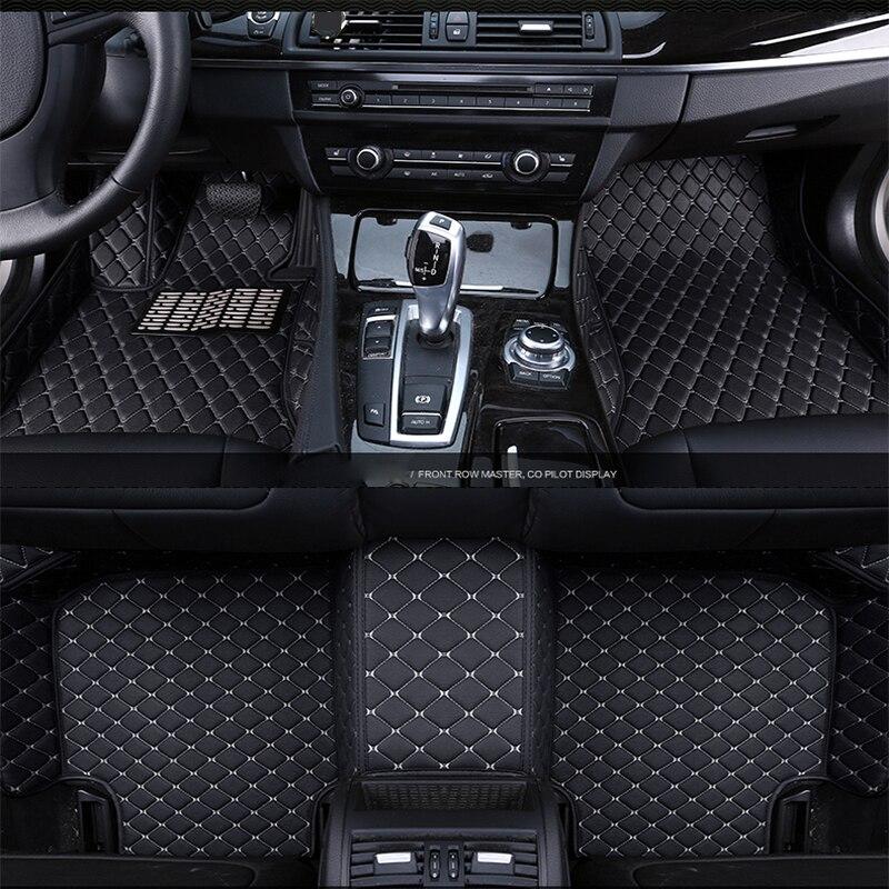car floor mats for toyota camry rav4 rav 4 corolla highlander 2017 2016 2015 2014 2013 2012 2011. Black Bedroom Furniture Sets. Home Design Ideas