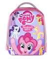 Anime My Little Pony Crianças Escola Bags Para Meninas Bonito Dos Desenhos Animados Saco de Escola Impressão Mochila Menina Saco de Livro do jardim de Infância