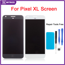 Witrigs for Google Pixel XL LCD Display Touch Screen Digitizer Assembly Replacement
