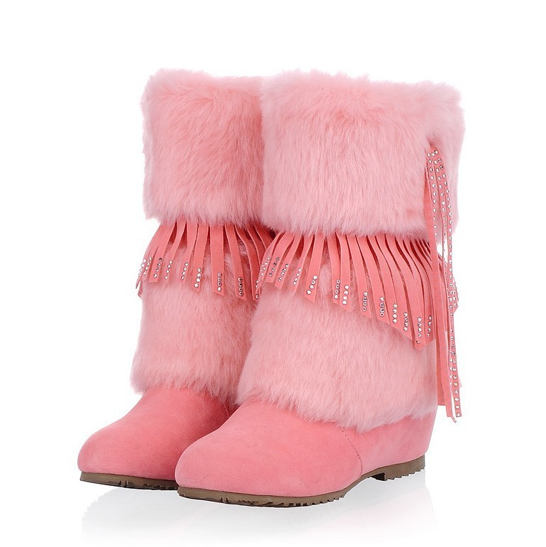 Winter Snow Boots Clearance Promotion-Shop for Promotional Winter ...