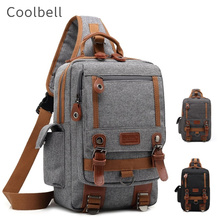 "2020 New Cool Bell Brand Bag,Crossbody For Tablet 10.1"" Case For Ipad 9.7"" Chest Pack Bosom Office Worker, Drop Shipping 3011"
