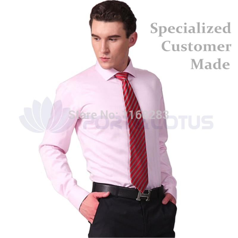 Brand New Spring Autumn Fashion Formal Men dress shirts, White ...