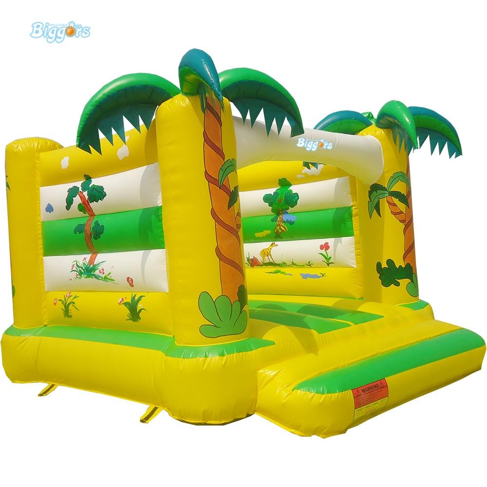 Haute qualité PVC matériel gonflable sautant château gonflable Combo enfants jouets à vendre