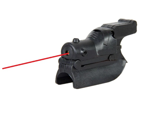 Tactical Red Laser sight red laser pointer for 1911 Pistol Gun for rifle scope hunting