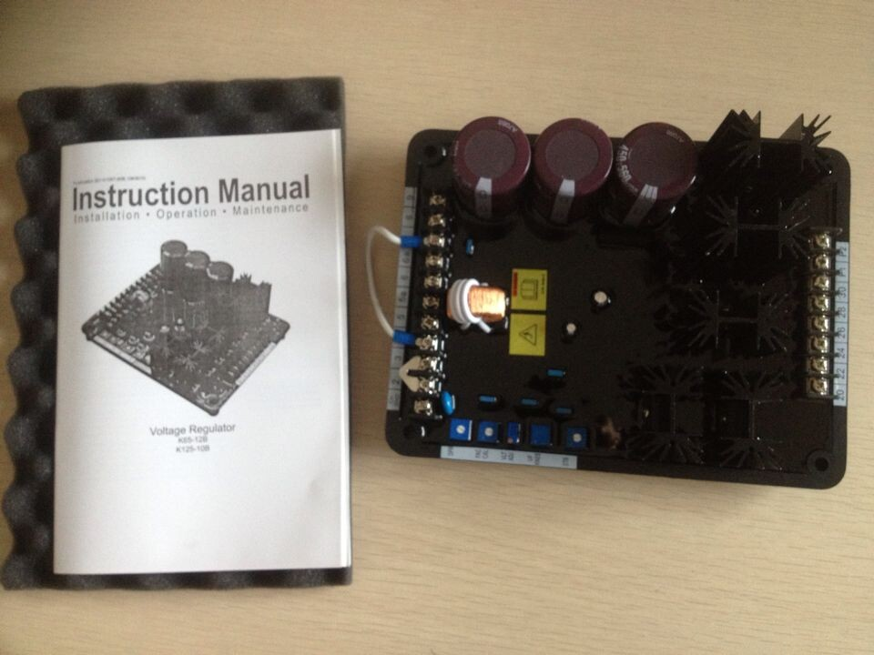 VR6 AVR Automatic Voltage Regulator for Generator