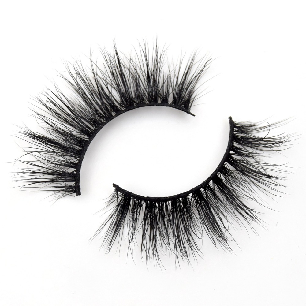 Visofree Mink Eyelashes 3D Mink Lashes Long Mink Eyelashes Natural Volume Eyelashes Extension False Eyelashes Cruelty Free R05