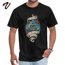 Slime de los Muertos T-shirts Mother Day Funny Tops Shirt Short Peaky Blinder Discount Hanukkah Fabric & Tees Young