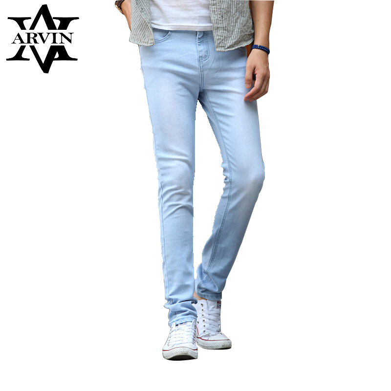 Skinny straight jeans cotton on
