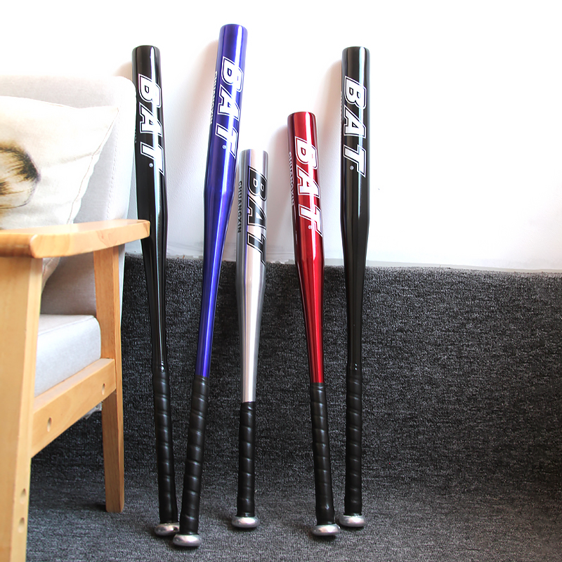 Bat 1 Pcs/set BAT Baseball Bat Professional Aluminum Alloy Soft Baseball Bat For Practice Baseball Outdoor Sports Fitness
