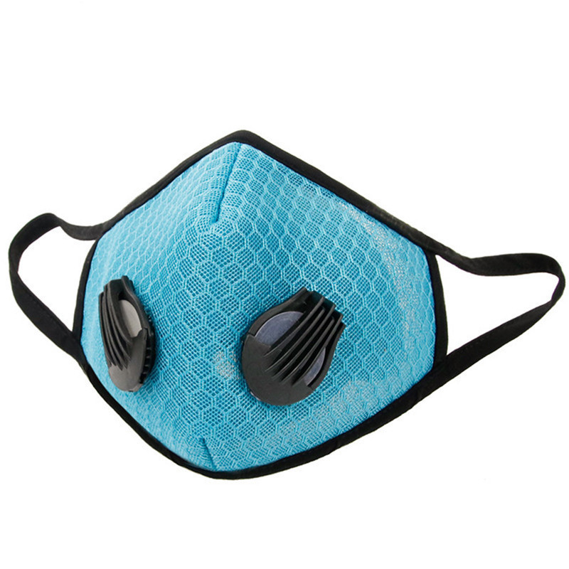 New Anti Pollution Pm2 5 Mask Tcare Respiratory Dust Mouth Face Mask Upgraded Version Men Women Anti fog Haze Dust N95 Mask in Masks from Beauty Health