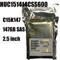 HUC151414CSS600 C15K147 147GB Hard Disk Drive SAS 6Gb 15000 RPM 64M 2.5 inch