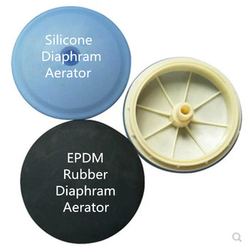 EPDM Diaphragm Microporous aeration Silicone Rubber Diaphragm air diffusion part for waste water treatment 1