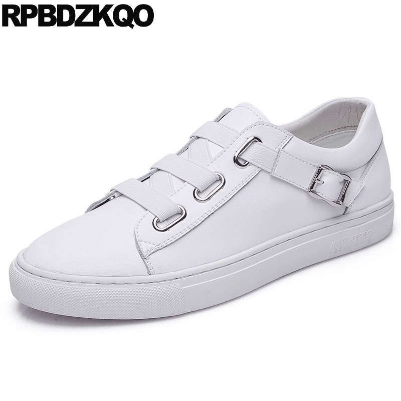 Sneakers Men Shoes Casual Fashion Trainers Lightweight White Skate Flats Comfort Breathable New Autumn Stylish Popular Hot Sale vik max factory outlet white figure skate shoes two size left ice skate shoes cheap figure skate shoes
