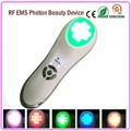 Home Use rf Radio Frequency Collagen Stimulation Anti Aging Wrinkle Acne Removal Led Photon Facial Beauty Machine