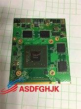 Für Acer Aspire 8920 8920G 8930 8930G Laptop nVidia GeForce 9650M GT MXM II DDR2 512MB video Grafikkarte G84-750-A2 Karten