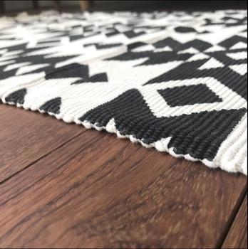 Nordic Fringed Mat Fashionable Rugs Best Children's Lighting & Home Decor Online Store