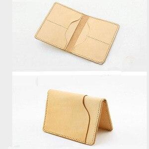 DIY кожаный держатель для карт, кошелек, чехол для паспорта, сумка для монет, нож для высечки, ручной инструмент