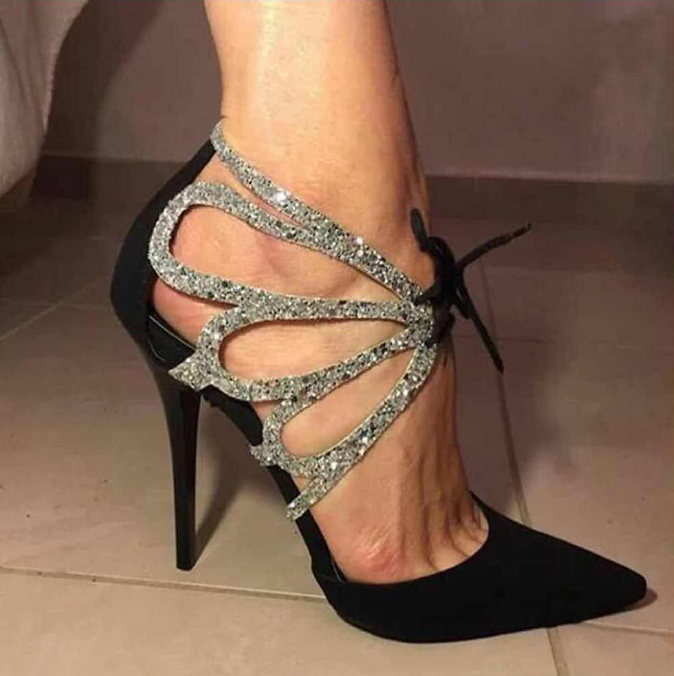 Detail Feedback Questions about Fashion Women's High heeled