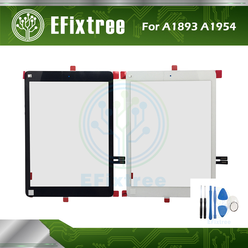 2018 Touch LCD A1893 A1954 LCD Screen Front Panel Glass Digitizer For iPad 6th Generation 6 2018 LCD Display Panel A1893 A1954 5pcs lcd display screen for ipad 9 7 2018 version a1893 a1954 for ipad 6 6th gen lcd outer glass panel replacement dhl free
