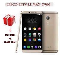 LeEco Letv Le Max X900 Octa Core NFC 4 GB di RAM 64 GB ROM Telefono MobiIe snapdragon 810 Dual SIM 21mp fotocamera